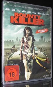 DVD BOUNTY KILLER - FSK 18 - UNCUT - EIN HYBRID aus MAD MAX & DEATH PROOF * NEU