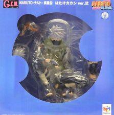 Used Megahouse GEM Series NARUTO Hatake Kakashi Ver.2 Painted