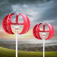 12V/24V Wind Turbine Generator Windgenerator Windrad Windkraftanlage Controller