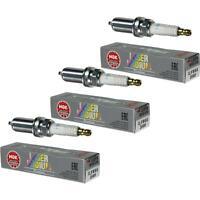 3X NGK Laser Iridium Premium Zündkerze 3588 Typ ILFR6A Zünd Kerze