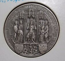 All Souls College Oxford Silver Medallion - Quincentennial 1538-1938