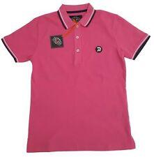Camisas y tops de mujer polos color principal rosa