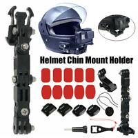 Support Bracket Helmet Front Chin Mount For Gopro Hero 7 6 5 4 Accessories