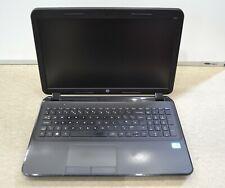 "HP 250 G2 Notebook i3 3110M 4GB RAM 500GB HDD Windows 10 Pro 15.6"""
