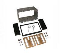 Doble DIN autoradio diafragma kit completo peugeot 206 307