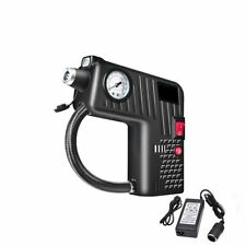 12V DC Portable Air Compressor Pump Emergency Tire Compressor Multi Function