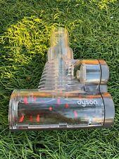 Genuine Dyson Animal Clear Mini Turbine Head Vacuum Cleaner Attachment Tool DC41