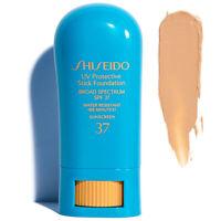 Shiseido Sun UV Protective Stick Foundation SPF37 Fair Ochre 0.31oz Free US Ship