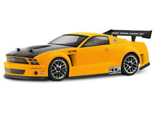 HPI FORD MUSTANG GT-R BODY (200MM/WB255MM) 1/10 TOURING CLEAR BODY NEW HPI-17504