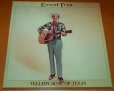 Ernest Tubb - The Yellow Rose Of Texas - 1993 Bear Family 5 CD Box Set