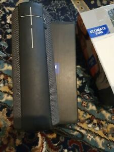 Ultimate Ears BOOM 2 Portable Bluetooth Speaker - Phantom Black