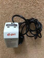 ENERGY SAVING POWER DOWN PLUG SOCKET USES TV REMOTE ELECTRIC SAVER USED