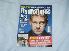 RADIO TIMES 7-13 JULY 2012 KENNETH BRANAGH COVER EXCELLENT/NEAR MINT CONDITION