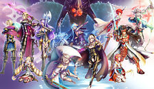 F556 Fire Emblem Game Mouse Pad Deck Game Playmat Yugioh Playmat Custom Playmat