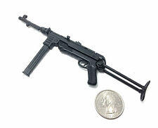 1/6 Scale MP40 Submachine Gun WWII Nazi Germany Army Toys Model Action Figure