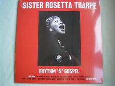 SISTER ROSETTA THARPE Rhythm 'n' Gospel UK LP 2018 new mint sealed