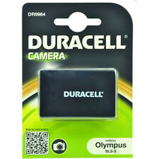 Duracell DR9964 Bls-5 Replacement Rechargable Battery for Olympus Camera