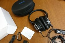 Active Noise Cancelling Over Ear Headphones Travel Mic Hi-Fi Stereo AN01 (L15)