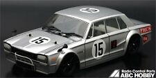ABC-Hobby Nissan Skyline PGC10 GT-R (4Dr) Karosserie-Set 1:10 (66081)