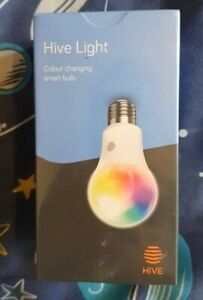 Hive Colour Changing Smart Light LED Bulb - E27