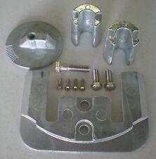 Mercruiser Bravo II & III Bravo 2 3 Aluminum Anode Kit NEW DEALER DIRECT