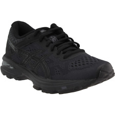 ASICS GT-1000 6  Casual Running  Shoes Black Womens - Size 11.5 B