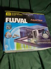 New listing Fluval Aqua-Clear A610 50 Gallon Power Filter