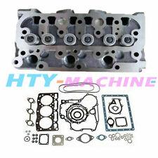 D722 Cylinder Head+Gasket Kit For Kubota B7300HSD B7400HSD BX1800D BX1850D ZD18