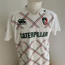 maillot de rugby  Leicester TIGERS marque canterbury taille L