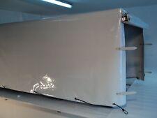 Hochplane für Stema-Anhänger, grau, NEU, 207 x 114 x 86 cm, für Stema u. andere