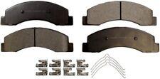 Disc Brake Pad Set-ProSolution Semi-Metallic Brake Pads Front Monroe FX824