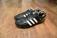 Adidas AdiPure I SG Football Boots Size Uk 9.5 100% leather Black mania