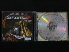 Avenged Sevenfold. City Of Evil. Compact Dsic. 2005. Made In Australia
