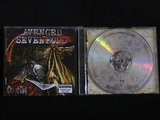 Avenged Sevenfold. City Of Evil. Compact Dsic. 2005. Australian Pressing.