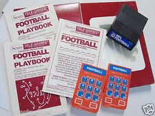 Intellivision Super Video Arcade Football Sears Telegames Video Game System