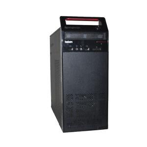 Lenovo ThinkCentre E73 Tower PC i3-4160@3.6Ghz CPU 4Gb Ram 1TB HDD Win 10 Pro