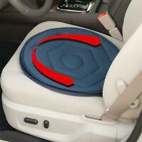 Swivel Cushion Car Seat & Chair Mobility Aid Moving Part 360° Degree Rotating