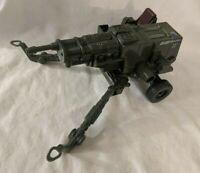 GI Joe ARAH HAL Heavy Artillery Laser Cannon 1982 Hasbro