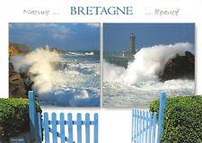 B51576 Bretagne Porte ouverte sur la mer en majeste france