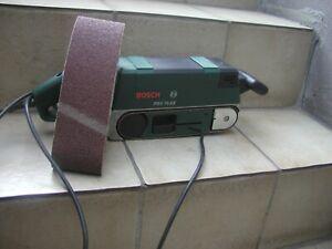 Bosch Elektronikbandschleifer PBS75AE-710 Watt-funktioniert bestens-gut erhalten