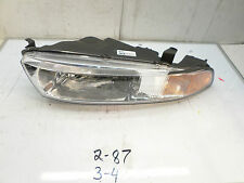 NEW OEM HEADLIGHT MITSUBISHI GALANT 99-03 HEADLAMP HEAD LIGHT LAMP LH NICE!