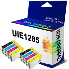 8 NON-OEM INK CARTRIDGES Replace FOR T1281-T1284 T1285