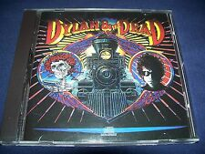 Dylan & the Dead - Grateful Dead (CD 1989) Near Perfect Cond Fast FREE Ship