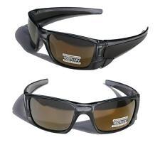 4e4b1501f1 Men Wrap Sunglasses Sports Shield Cycling Translucent Gray w  Copper mirror  lens