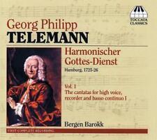 Telemann:Harmonischer Gottesdienst 1
