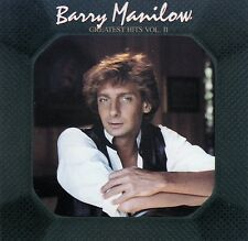 BARRY MANILOW : GREATEST HITS VOL. II / CD - TOP-ZUSTAND