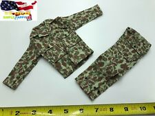 1/6 Camouflage Hunting combat military Suit for Hot Toys ganghood phicen ❶ USA❶