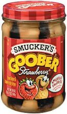 Smucker's Goober Strawberry Peanut Butter & Jelly 510g