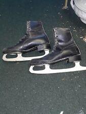 Vintage Ice Skates Aerflyte England