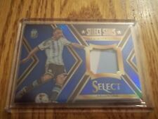 2015 Panini Select Soccer JERSEY MAXI RODRIGUEZ 15/99 PATCH 2-COLOR ARGENTINA